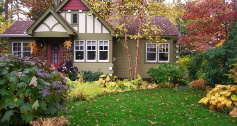Fall: Victoria Real Estate's Second Spring